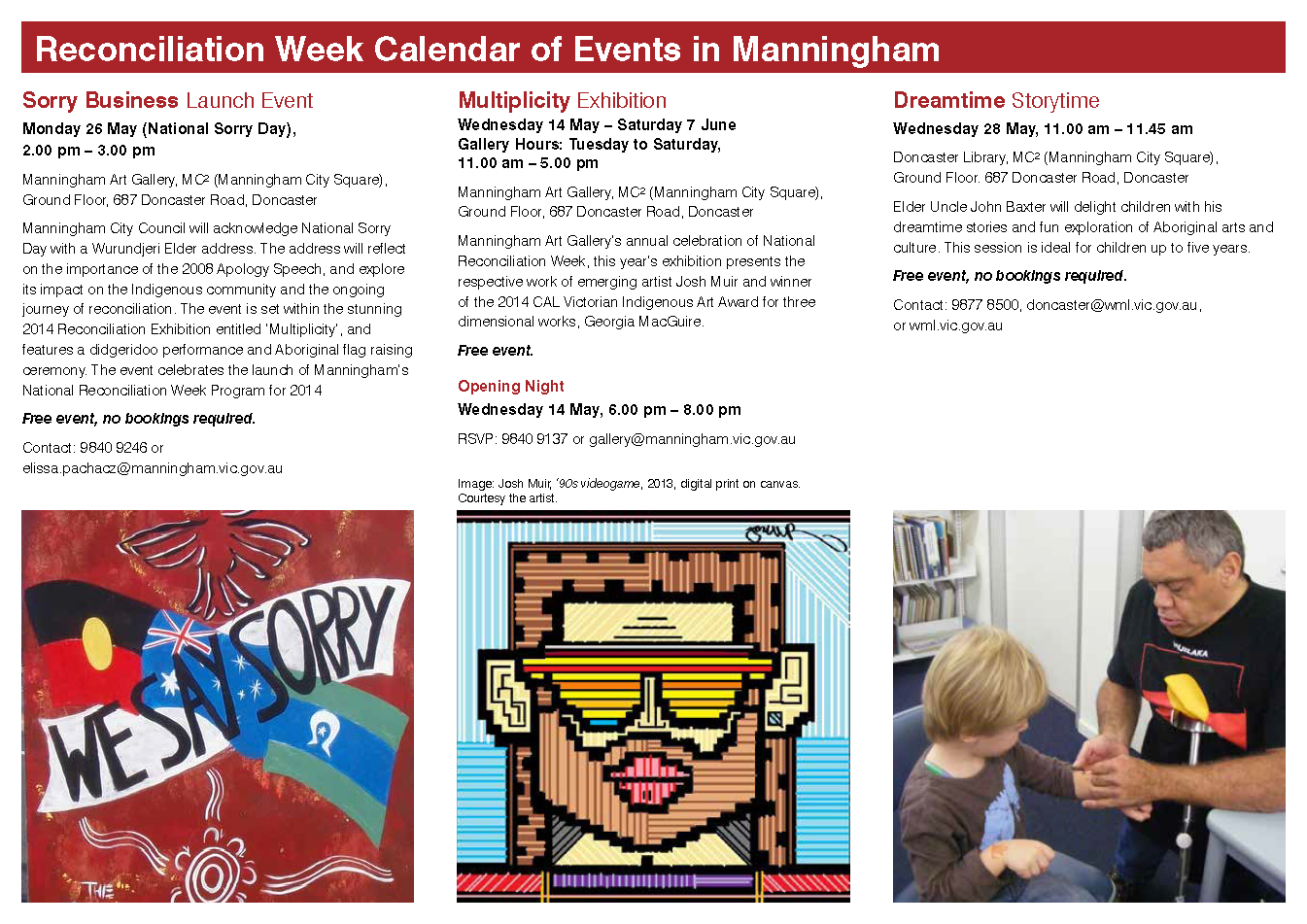 2014 Manningham Reconciliation Week Brochure2_Page_2
